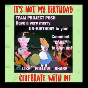 "🎶🎵TODAY""S NOT MY BIRTHDAY!!🎵🎶"